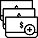 Symbol für die digitale Belegerfassung