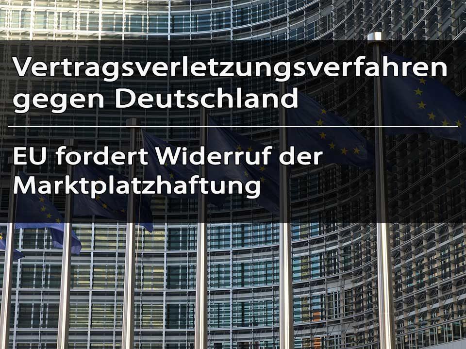 Vertragsverletzungsverfahren gegen Deutschland