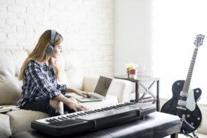 Neustarthilfe für Musiker