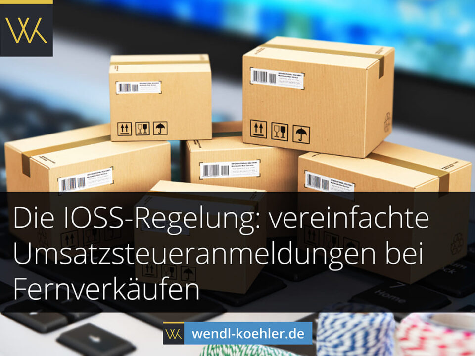 IOSS-Regelungen